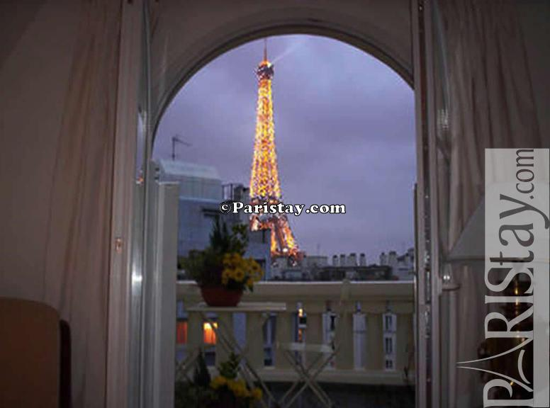 38 Apartments In Paris Near The Eiffel Tower