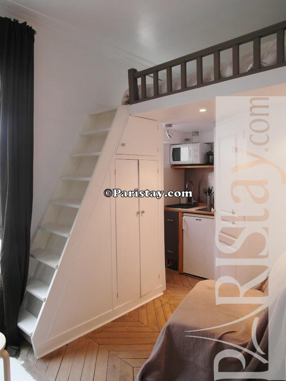 Paris furnished apartment for rent louvre Quarter Palais ...