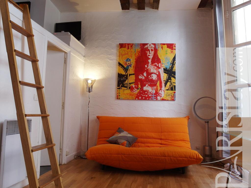 Paris Studio Apartment Rental Saint Germain