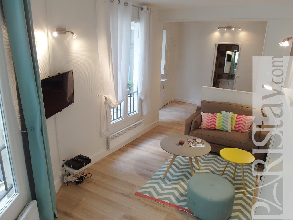 Apartment for rent in paris france studio Ile st louis ...