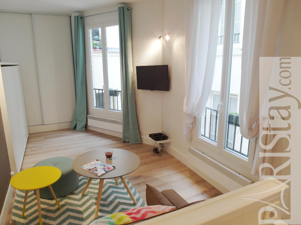 Apartment for rent in paris france studio Ile st louis ...
