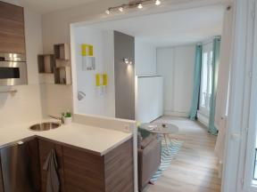 Appartement Studio Bourbon Ile Saint Louis - T1 studio