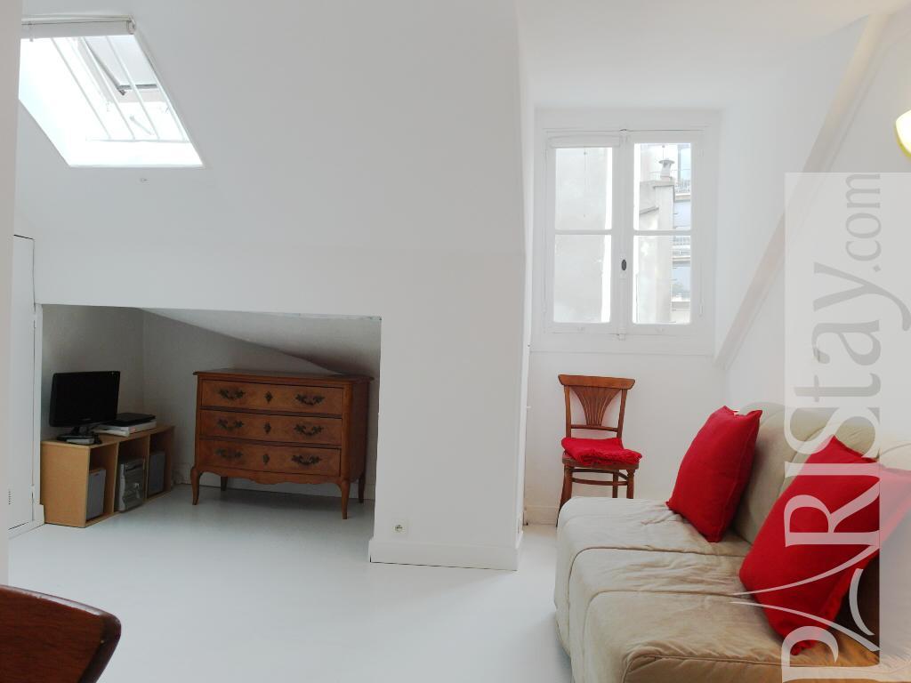 paris location meubl e appartement type t1 etudiant studio louvre student. Black Bedroom Furniture Sets. Home Design Ideas