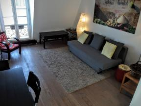 Appartement Quartier Latin Seine - type T2