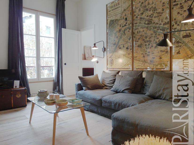 Paris Apartment For Rental Luxury Jardin Du Luxembourg
