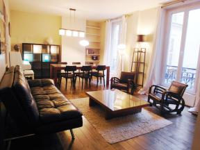 Apartment Malesherbes 2BR - 2 bedrooms
