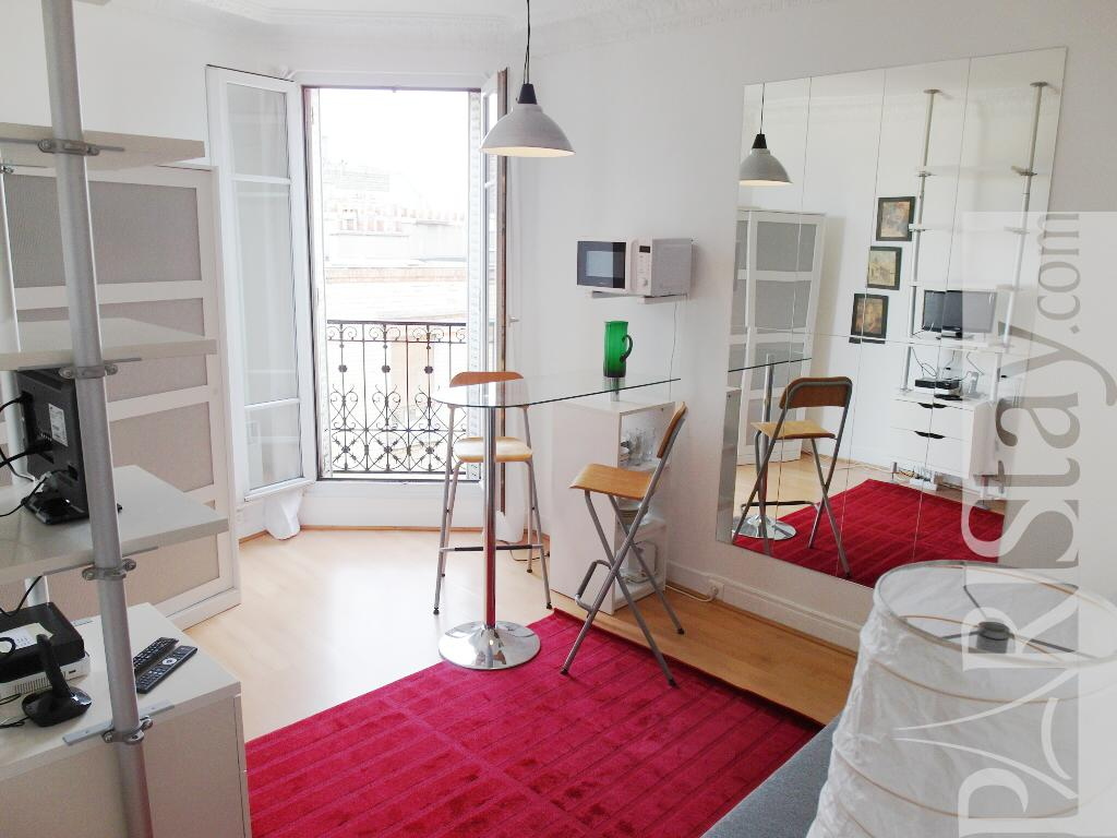 Furnished Paris Apartments For Rent