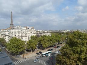 Apartment Paris view - 2 bedrooms