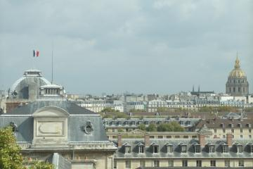 Apartment Paris view