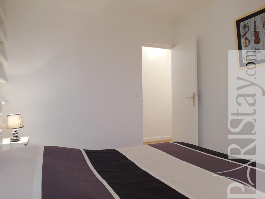Paris Location Meubl E Appartement Type T3 Beaubourg