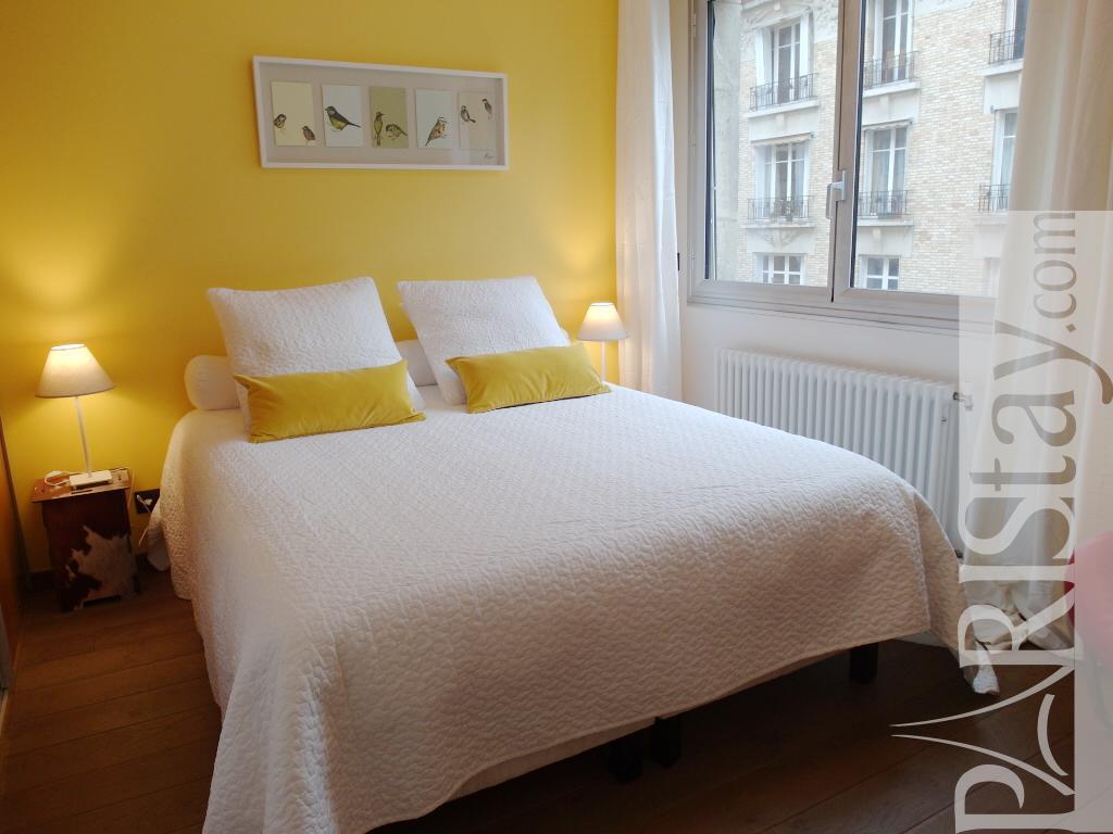 Paris Location Meubl E Appartement Type T3 Lodge Pantheon