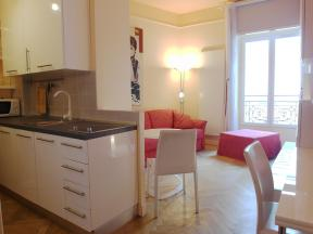 Appartement Malesherbes Studio - T1 studio