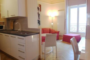 Apartment Malesherbes Studio