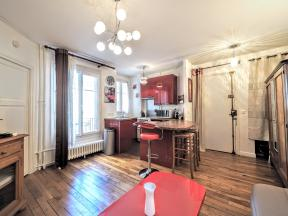Appartement Gobelins Authentic - type T2