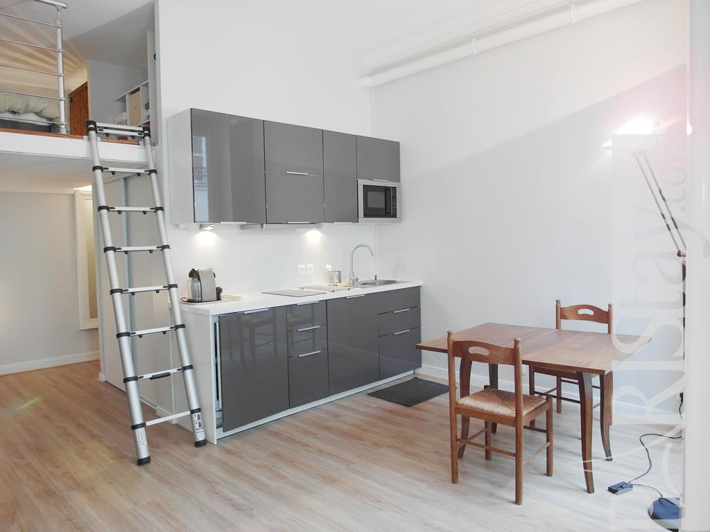 Studio apartments for rent in paris victoire Louvre 75002 ...