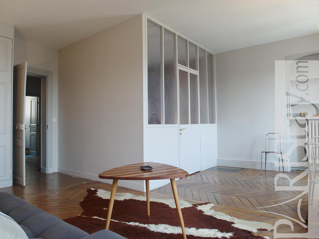 Paris Apartment Rental 1 Bedroom Beaubourg 75003 Paris