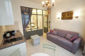 Apartment Saint Germain Cosy ChicSuites