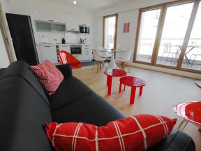 Apartment Passy Pompe Terrace - 2 bedrooms