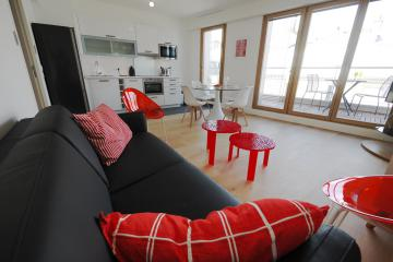 Apartment Passy Pompe Terrace