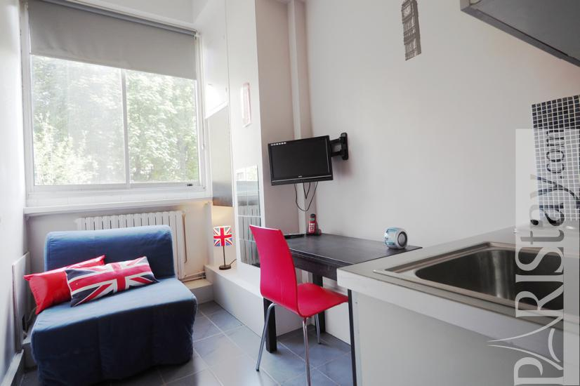 Paris location meubl e appartement type t1 etudiant studio - Location studette meublee paris ...