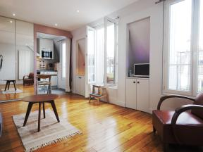 Apartment Republique Beaurepaire - studio
