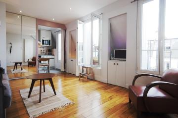 Apartment Republique Beaurepaire