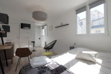 Appartement Montorgueil Designer studio