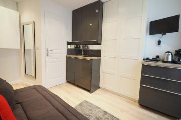 Apartment Poissonniere studette