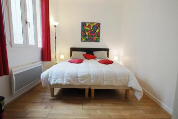 Apartment Marais Romantic