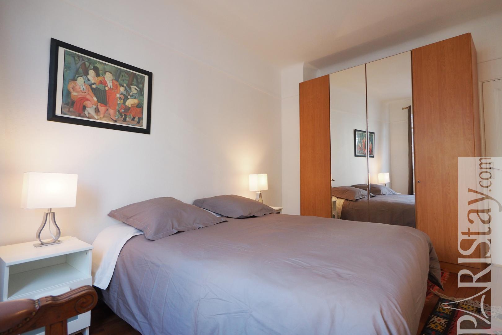 Paris Location Meubl E Appartement Type T3 Molitor Civry 2
