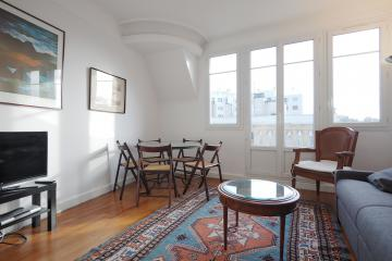 Apartment Molitor Civry 2 beds