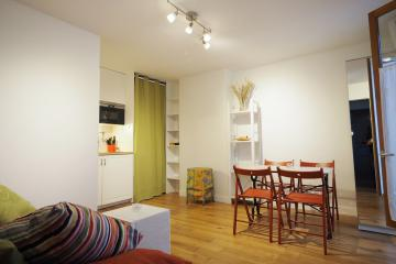 Appartement Bastille Saint Antoine Studio