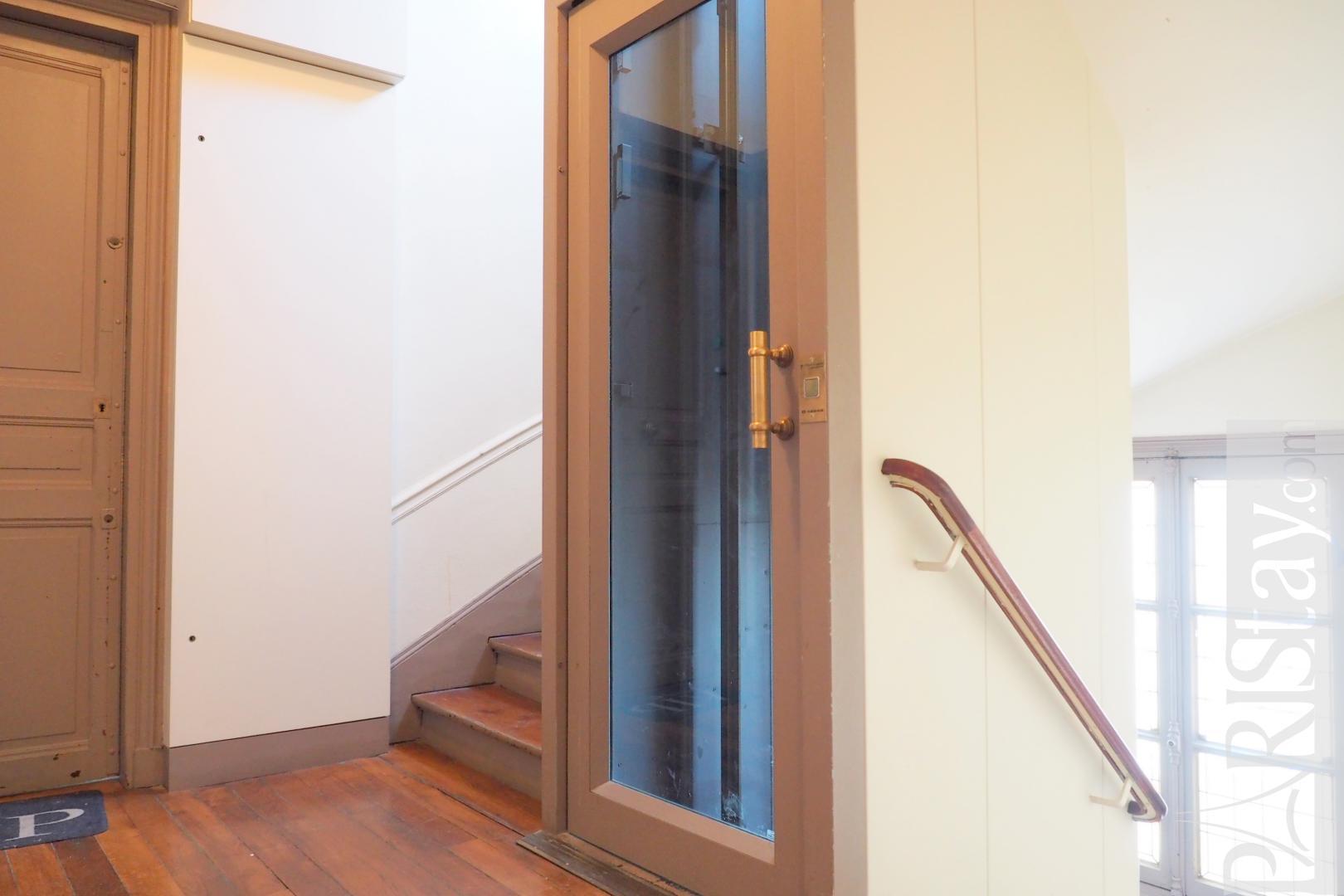 Paris Location Appartement Courte Duree Studio Republique