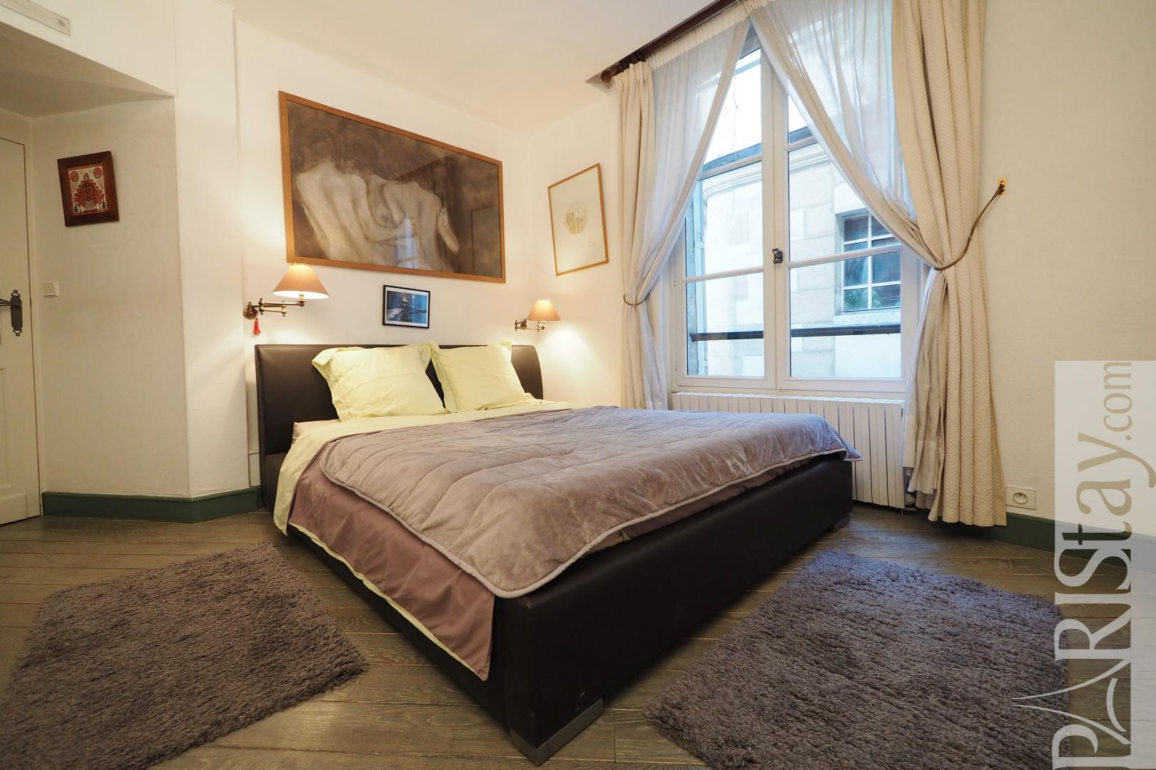 Location appartement meuble paris saint germain des pres - Chambre a coucher paris ...