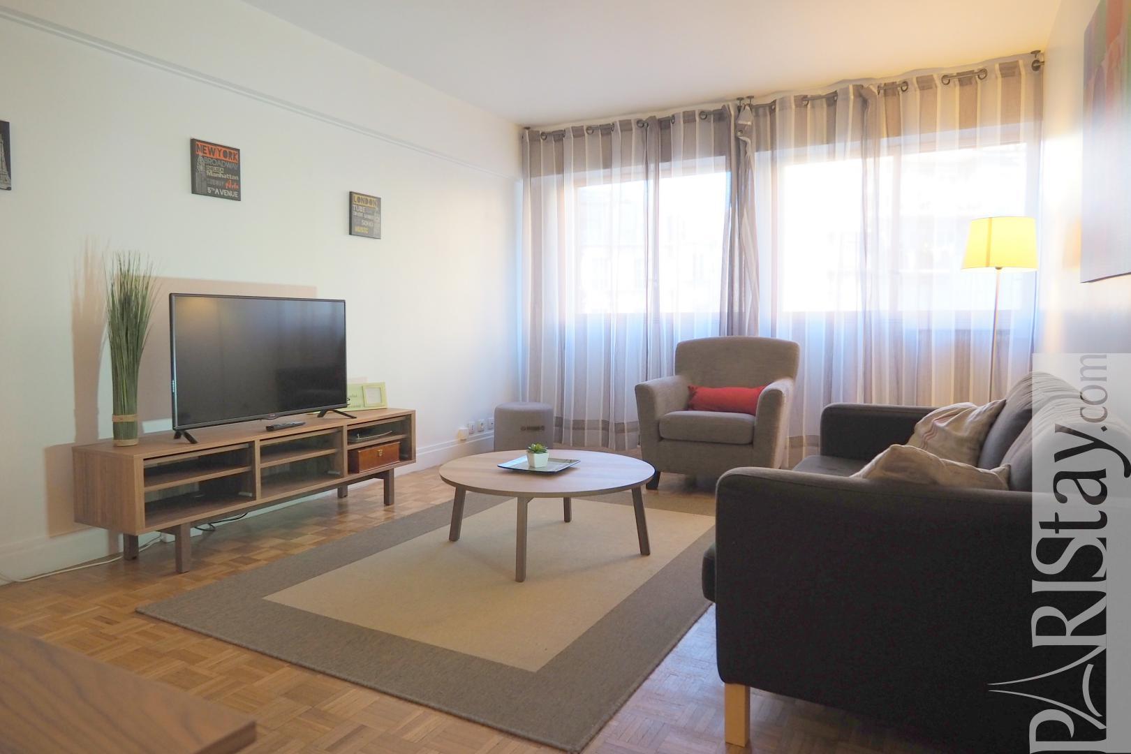 Apartment for rent in paris france 75016 paris 1 bedroom