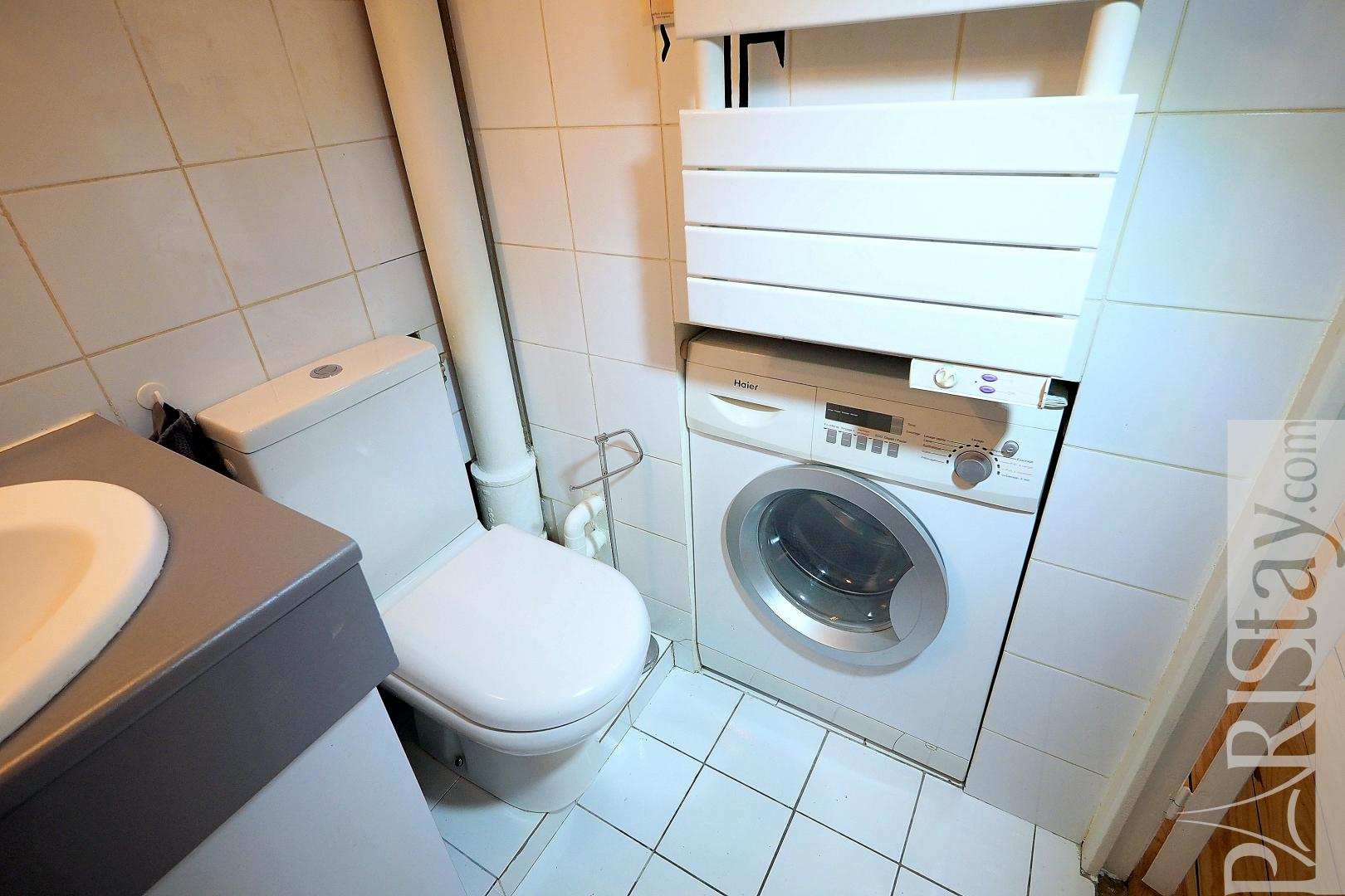 Apartment rental paris latin quarter one bedroom 75005 saint michel