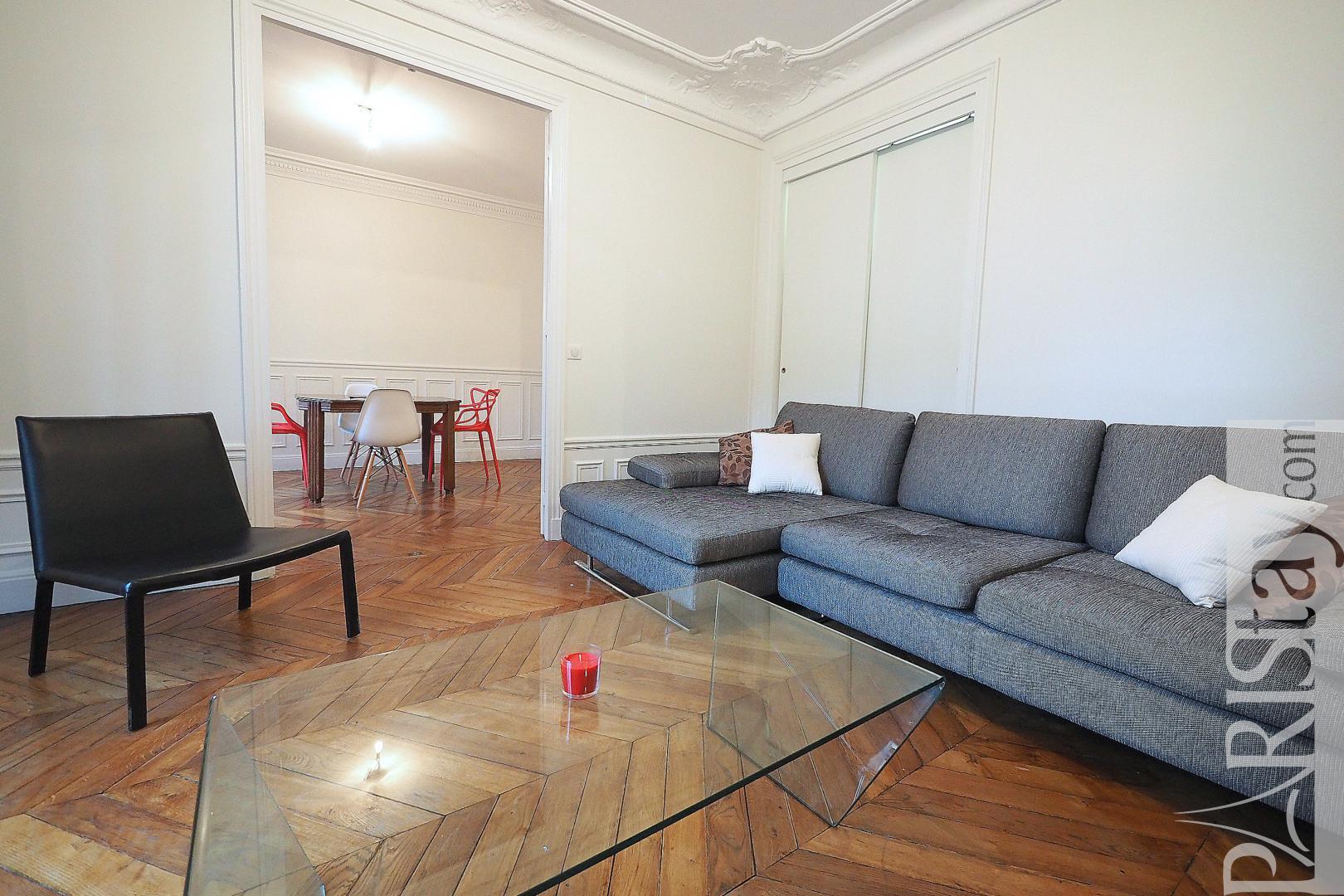 Location appartement meuble paris passy trocadero for Location paris meuble