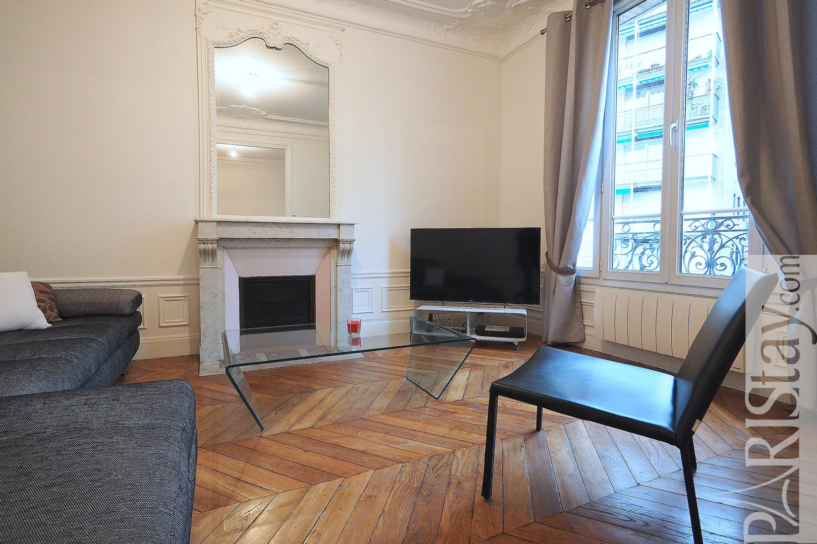 Location Appartement Meuble Paris Passy Trocadero