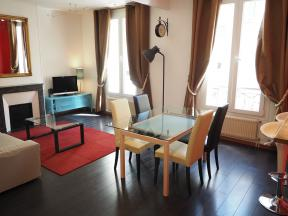 Apartment Bastille Sedaine - 1 bedroom