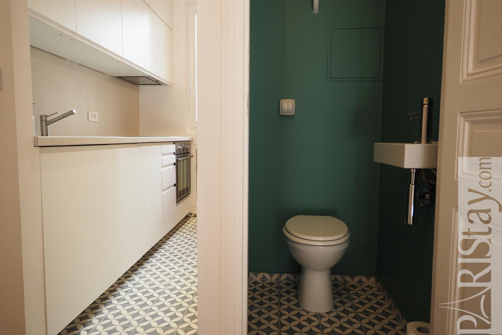 paris location appartements t2 meuble lamarck. Black Bedroom Furniture Sets. Home Design Ideas