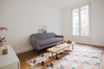 Apartment Lamarck trendy