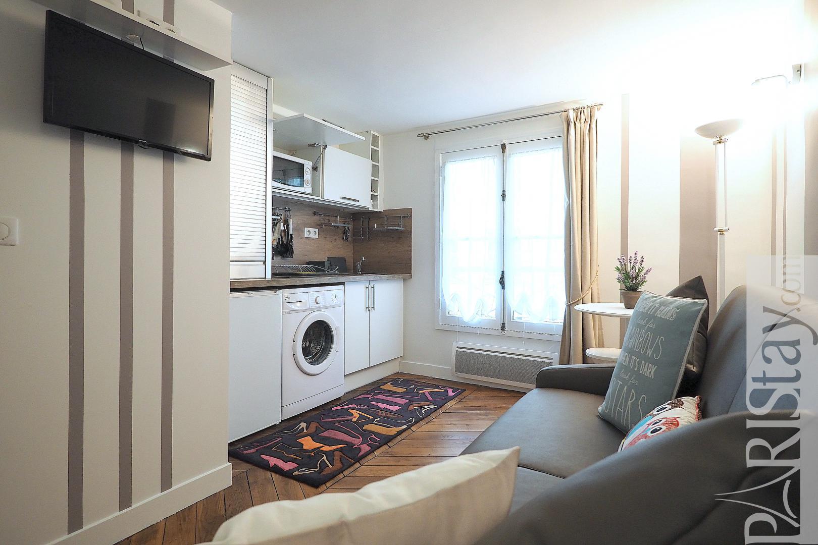 Location Appartement Paris Meubl Elegant Appartement