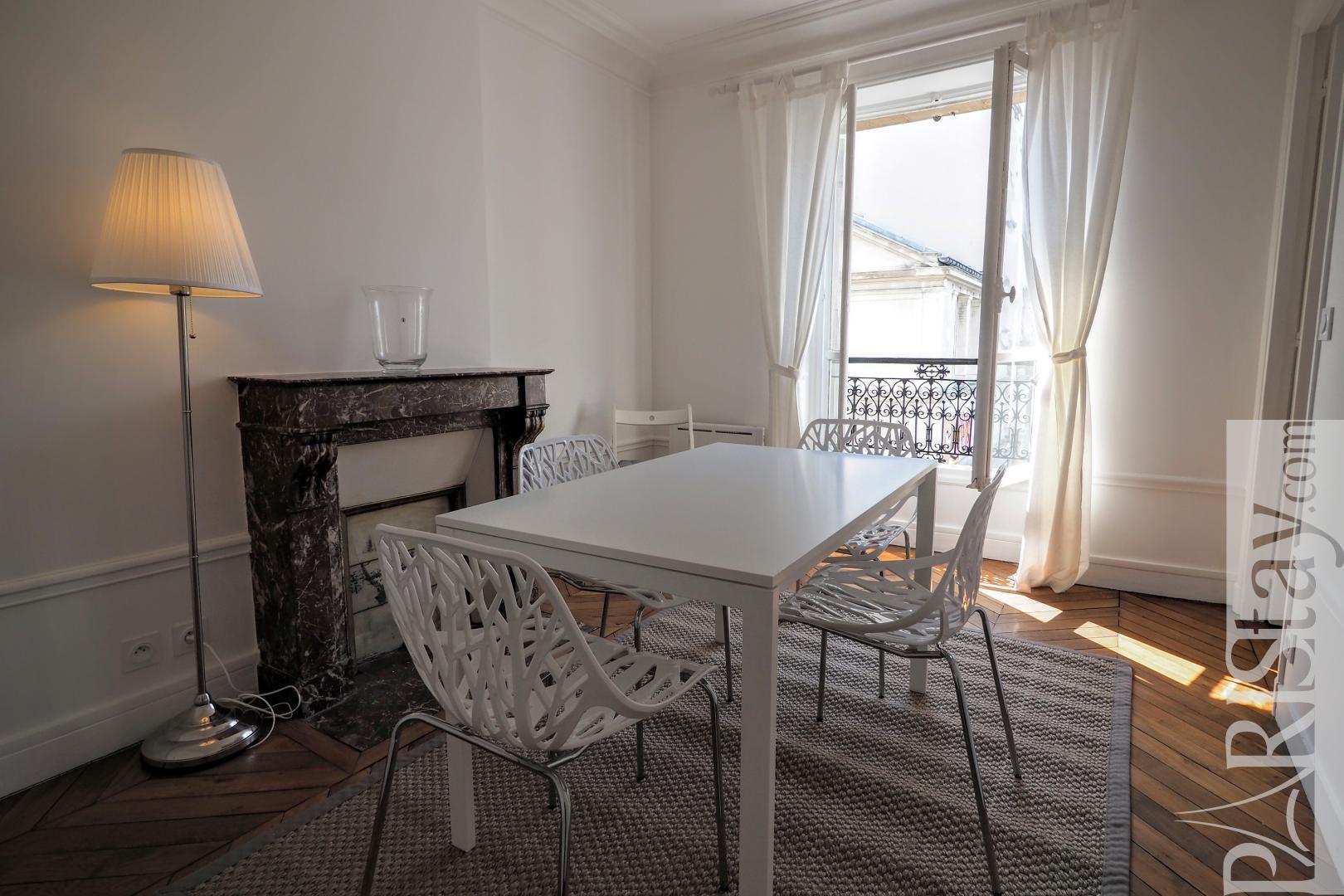 Location Appartement Paris T3 Meubl Montmartre Trudaine