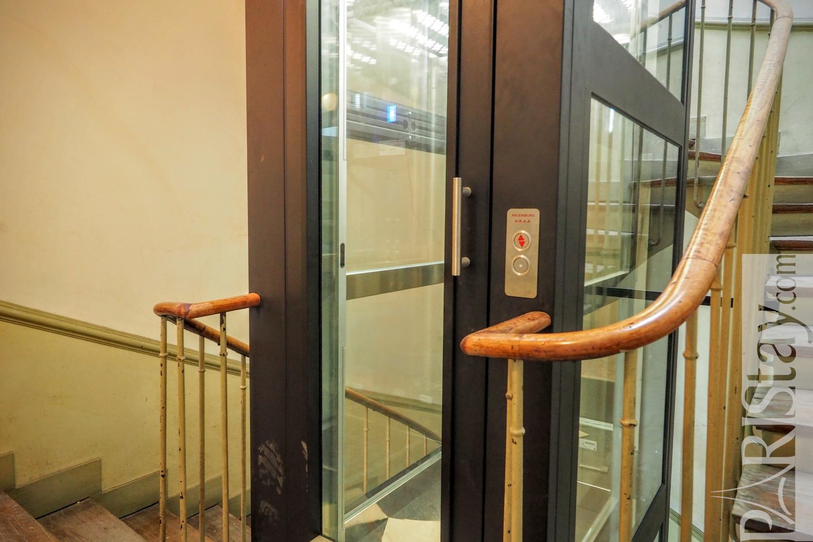 Location appartement paris t2 meuble situe au musee du louvre - Location appartement paris meuble ...