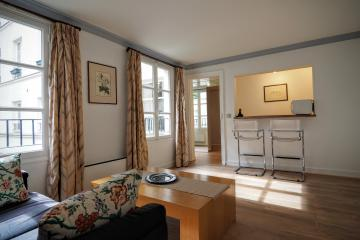 Apartment Rentals 1 Bedroom Paris