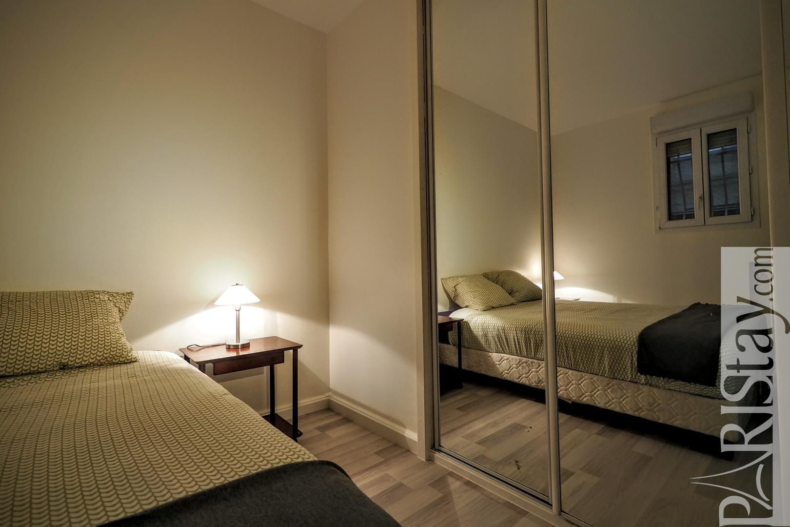 Location appartement t3 paris 2 chambres quartier wagram - Location appartement 2 chambres ...