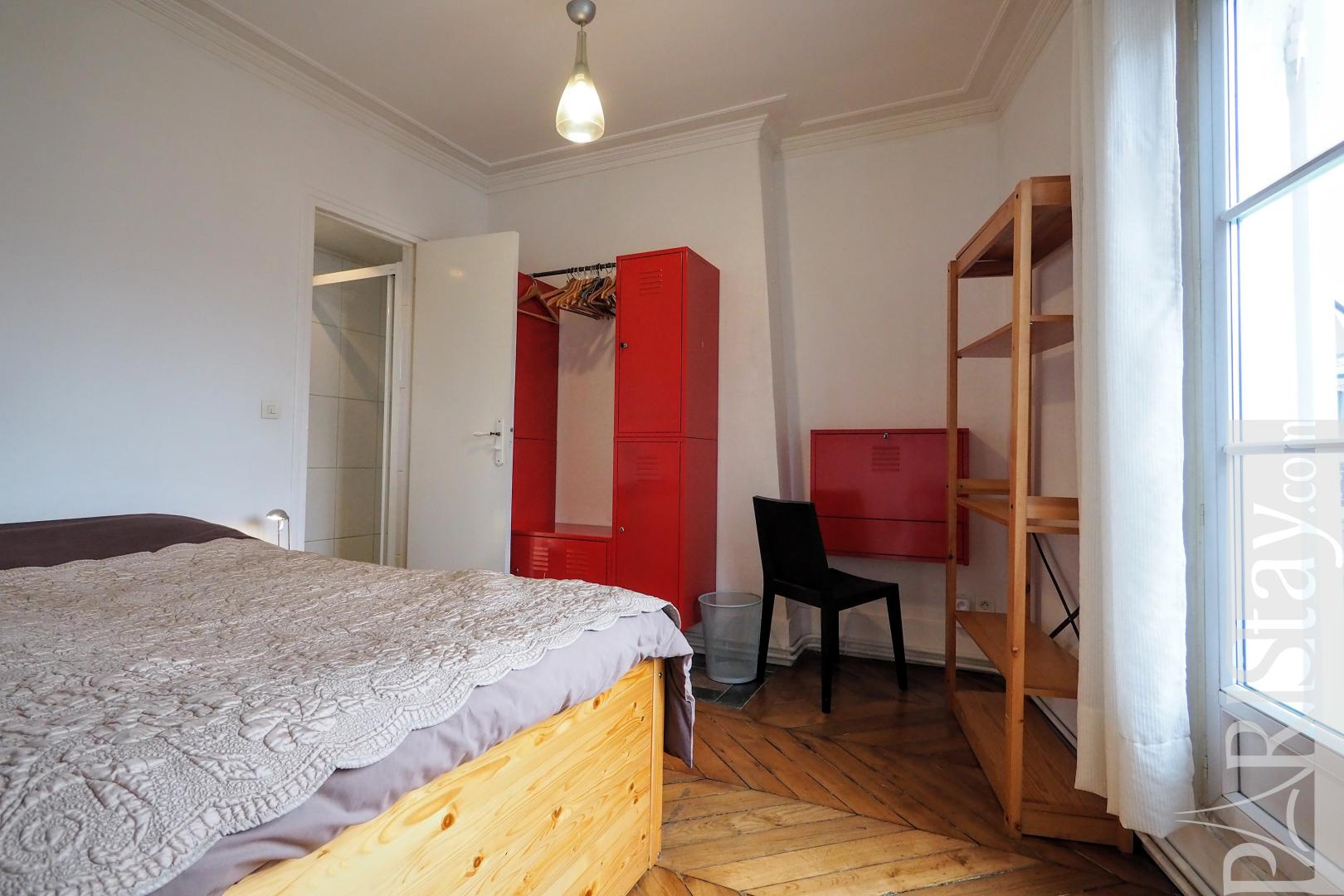 Location Appartement Meuble Paris T2 Montorgueil Louvre