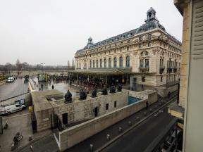 Orsay museum view