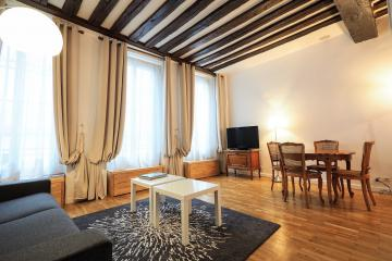 Apartment Huchette Saint Michel