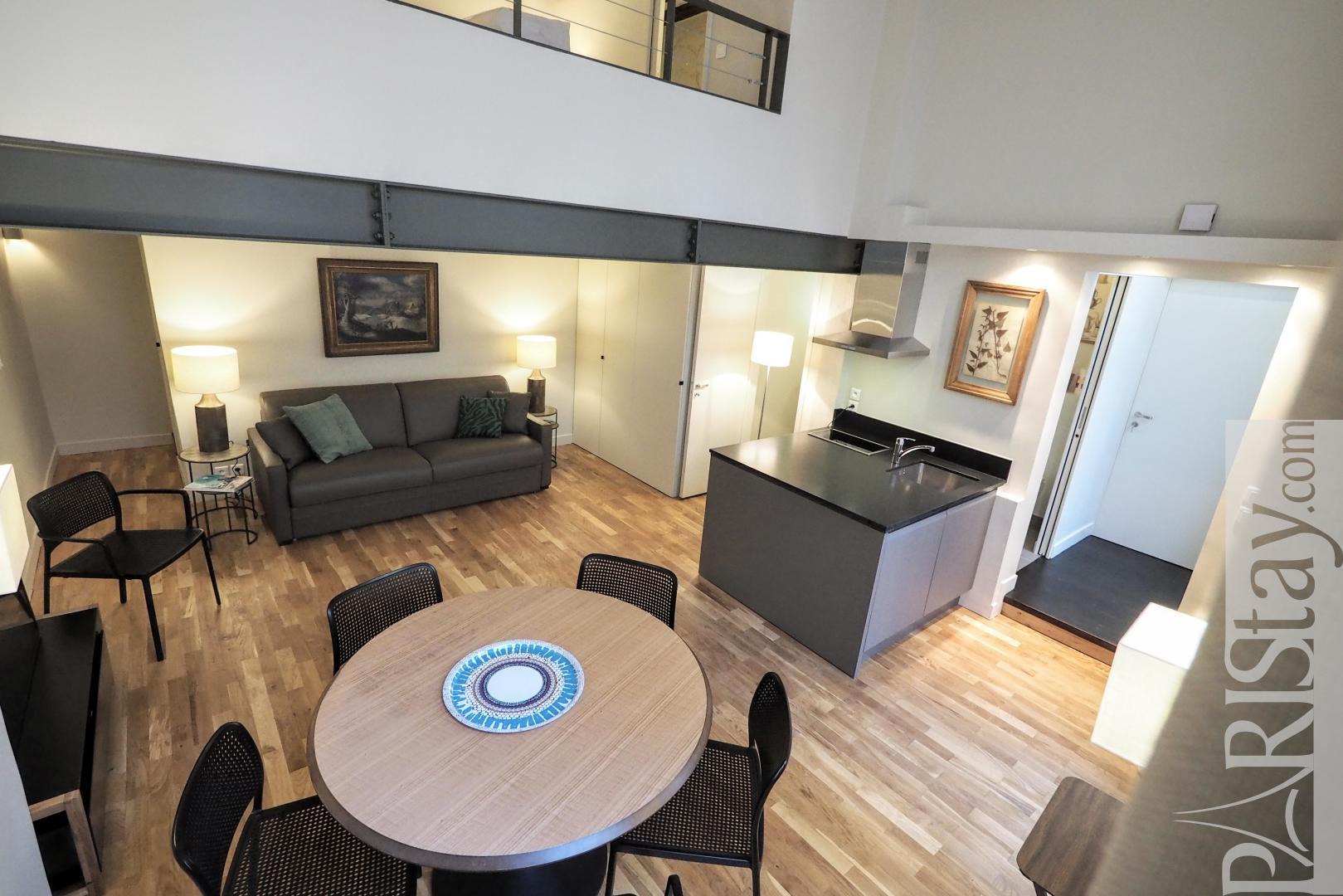 Apartment rental paris france furnished 2 bedroom Louvre ...